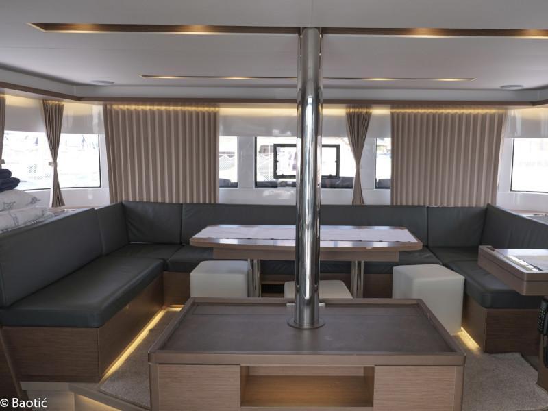 Lagoon 50 (MILA FLY ( AC in Salon and cabin +generator)) Interior image - 10