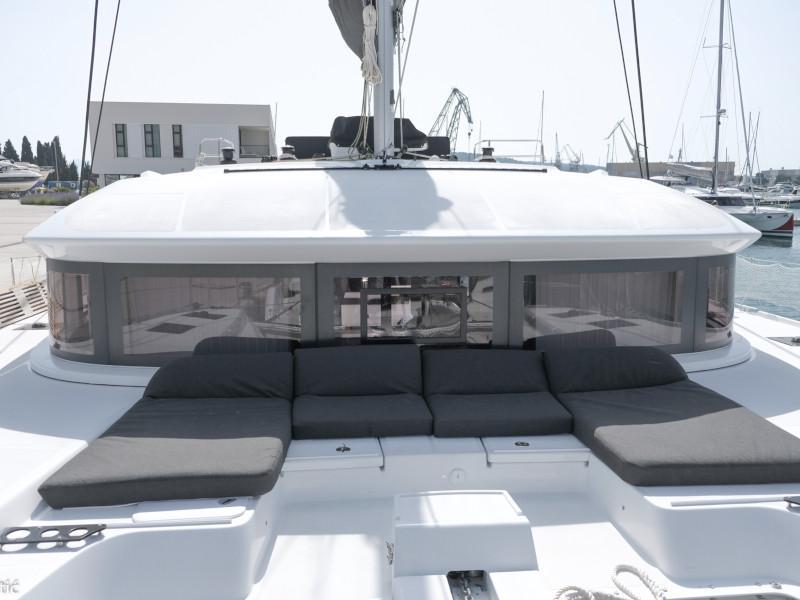 Lagoon 50 (MILA FLY ( AC in Salon and cabin +generator))  - 7