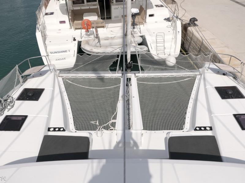 Lagoon 50 (MILA FLY ( AC in Salon and cabin +generator))  - 13