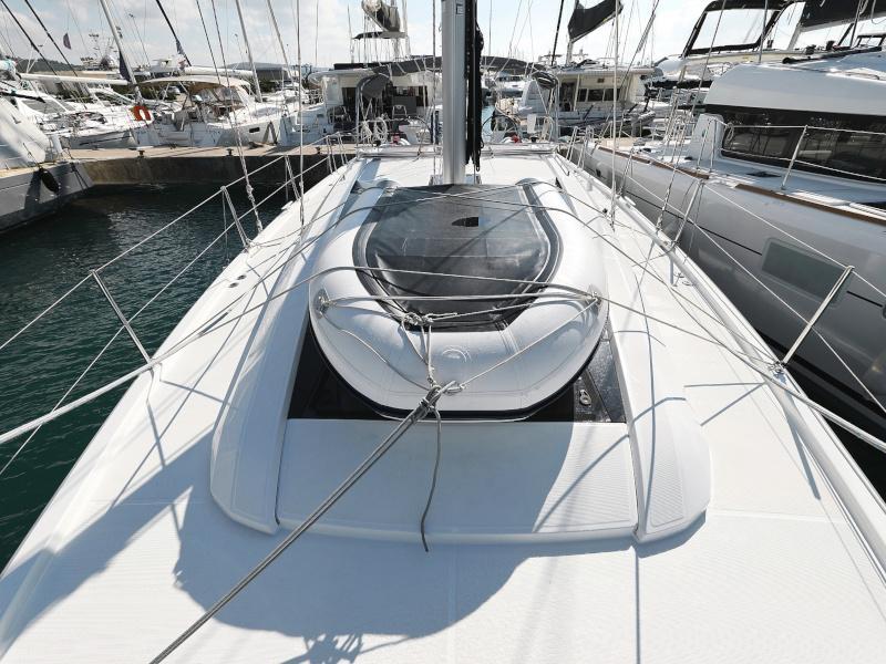 Oceanis 51.1 (GREY GOOSE )  - 57