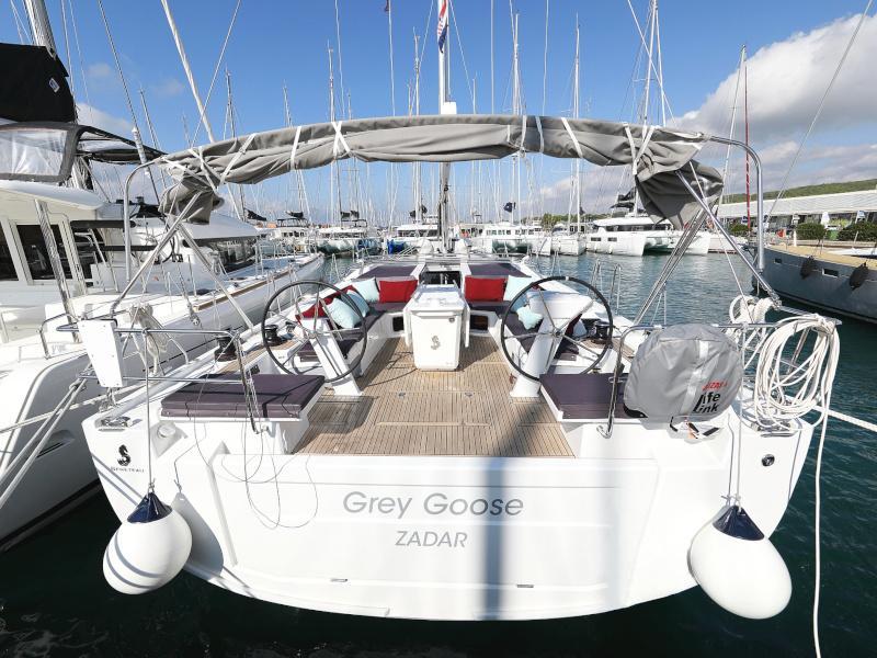 Oceanis 51.1 (GREY GOOSE )  - 96