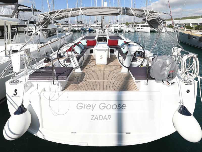 Oceanis 51.1 (GREY GOOSE )  - 36