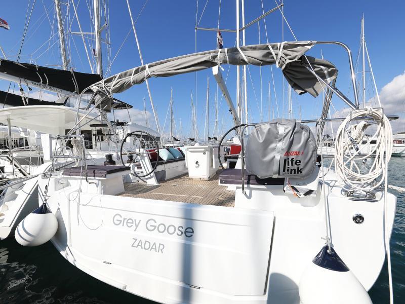 Oceanis 51.1 (GREY GOOSE )  - 26