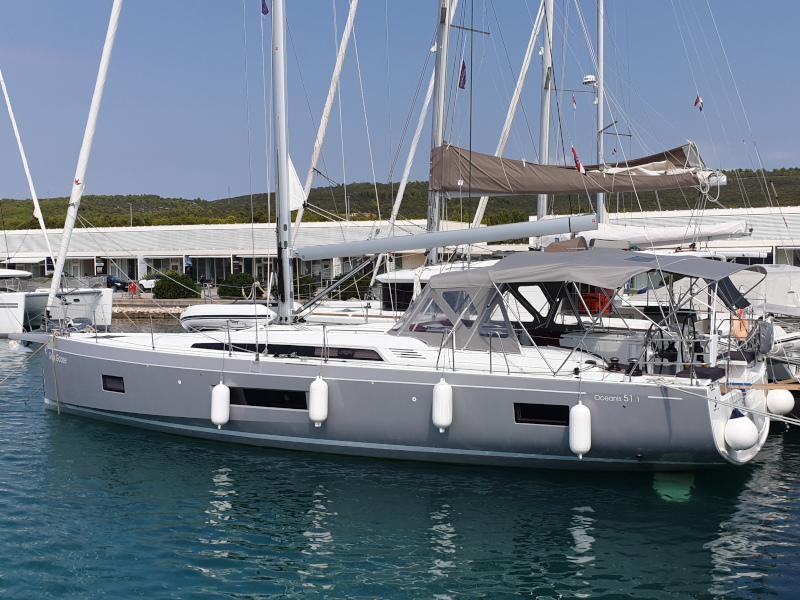Oceanis 51.1 (GREY GOOSE )  - 85