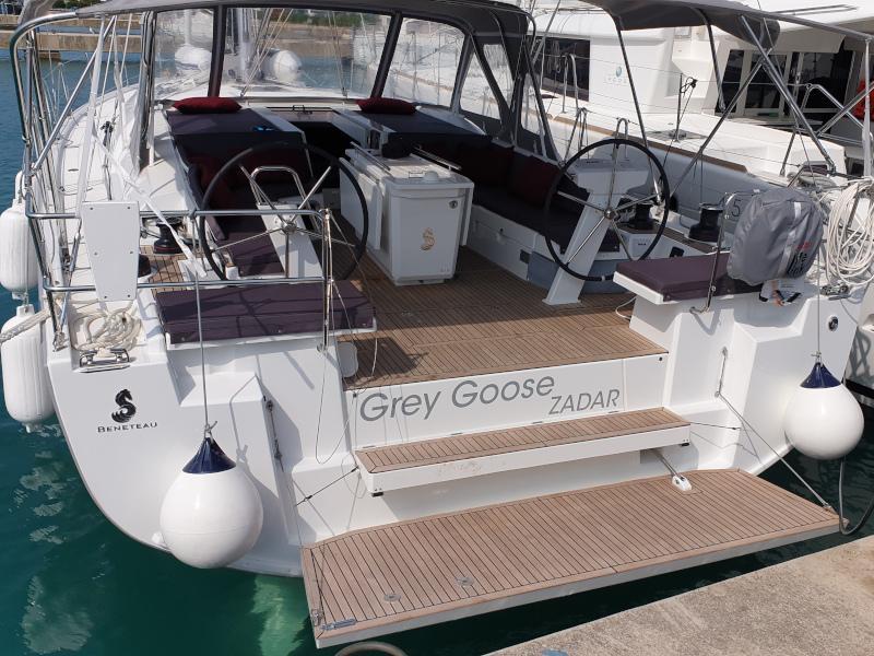 Oceanis 51.1 (GREY GOOSE )  - 47