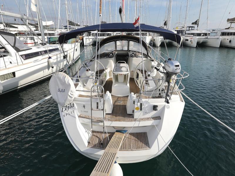 Sun Odyssey 45 (Lejla )  - 25