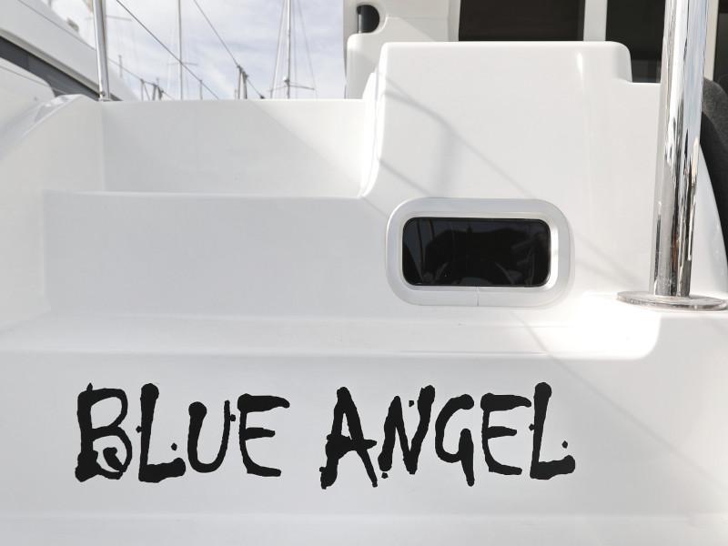 Lagoon 40 (BLUE ANGEL AC salon + generator)  - 43