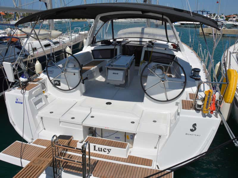 Oceanis 48 (Lucy)  - 4
