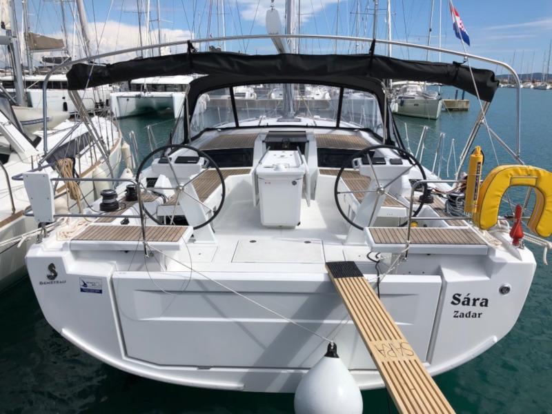 Oceanis 46.1 (Sara)  - 12
