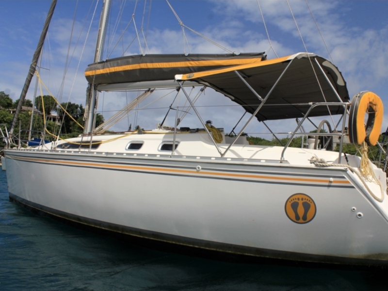Sun Odyssey 34 (Pelican Pete)  - 9