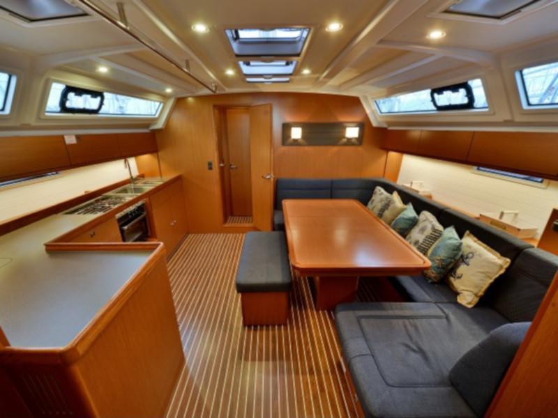 Bavaria Cruiser 46 (Leonidas II) Interior image - 2