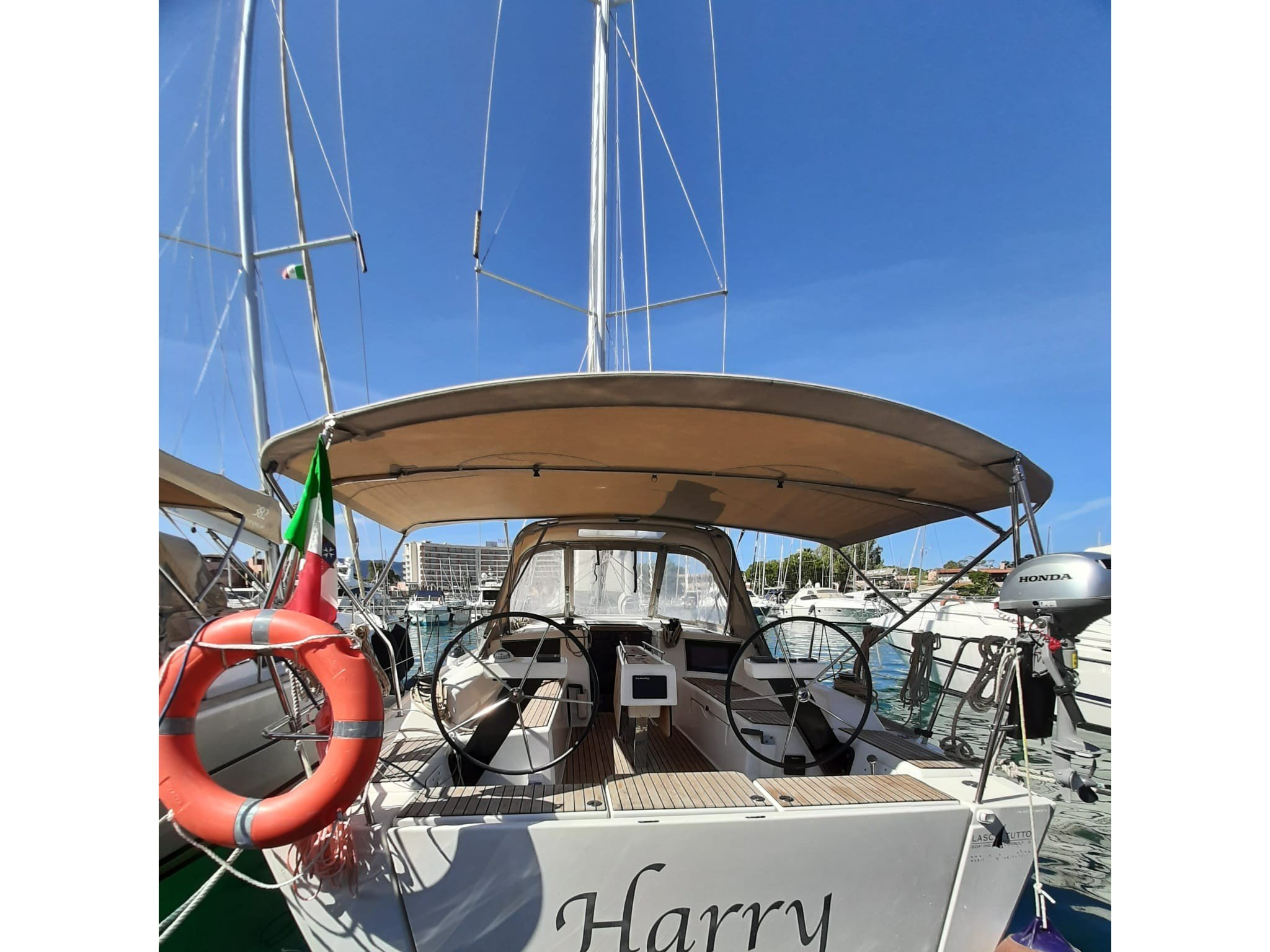 Dufour 360 Grand Large (Harry) Main image - 0