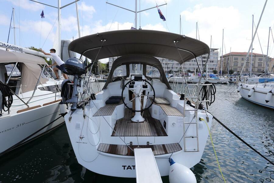 Sun Odyssey 319 (Tatjana)  - 2