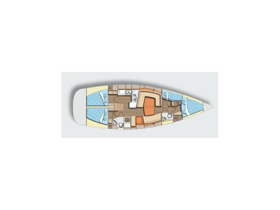 Elan 434 Impression (Aline) Plan image - 6