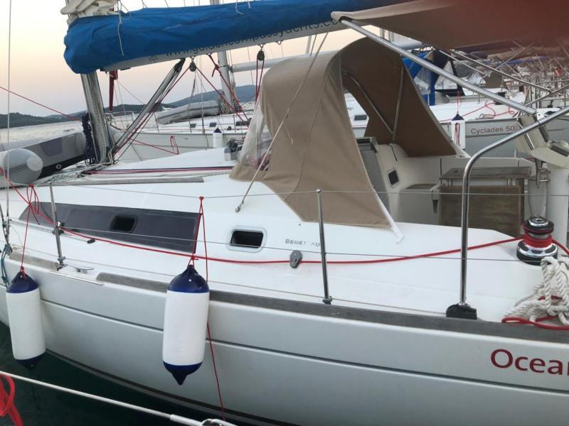 BENETEAU Oceanis 37 REFIT 2019 (PEARL)  - 8