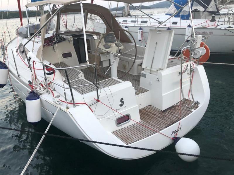 BENETEAU Oceanis 37 REFIT 2019 (PEARL)  - 11