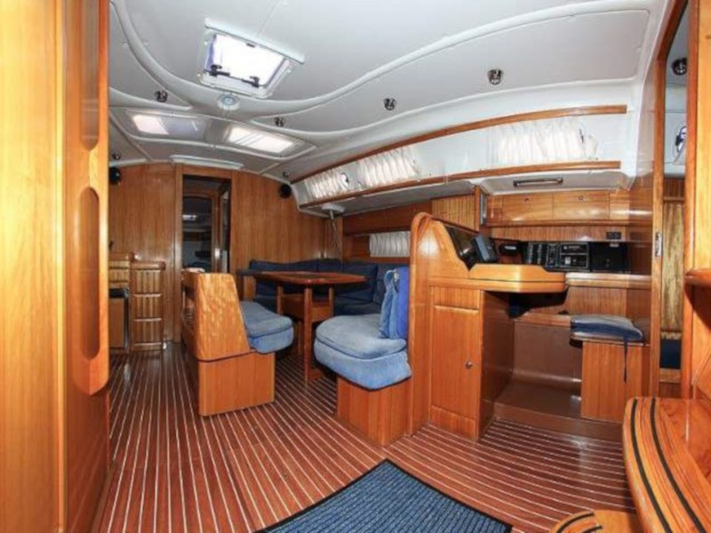 Bavaria 46 Holiday REFIT 2018 (EFPLIA ) Interior image - 1