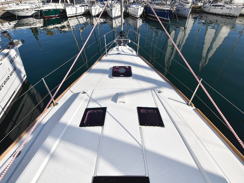 Oceanis 41 (Natalie with A/C)  - 24