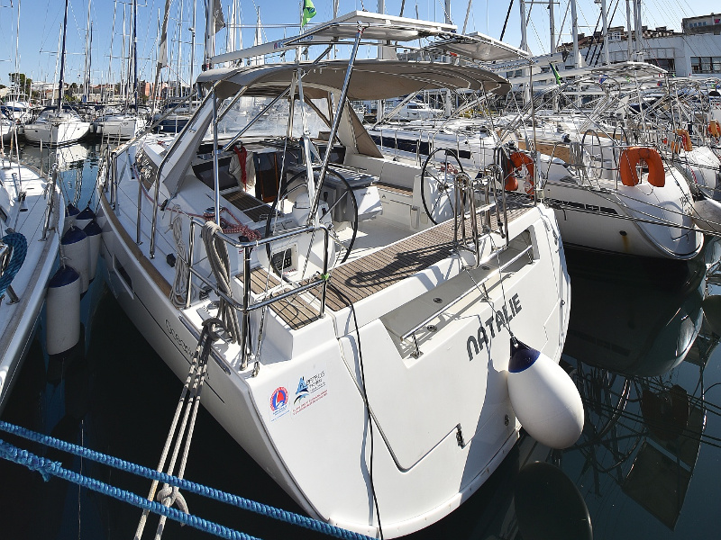 Oceanis 41 (Natalie with A/C)  - 7