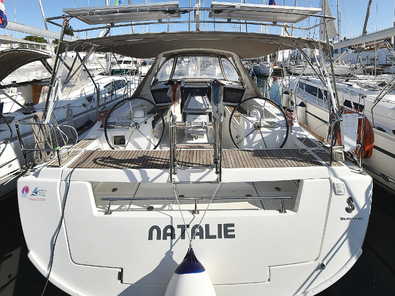 Oceanis 41 (Natalie with A/C)  - 50