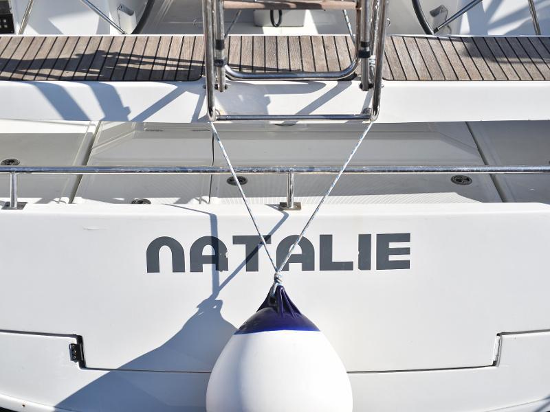 Oceanis 41 (Natalie)  - 42