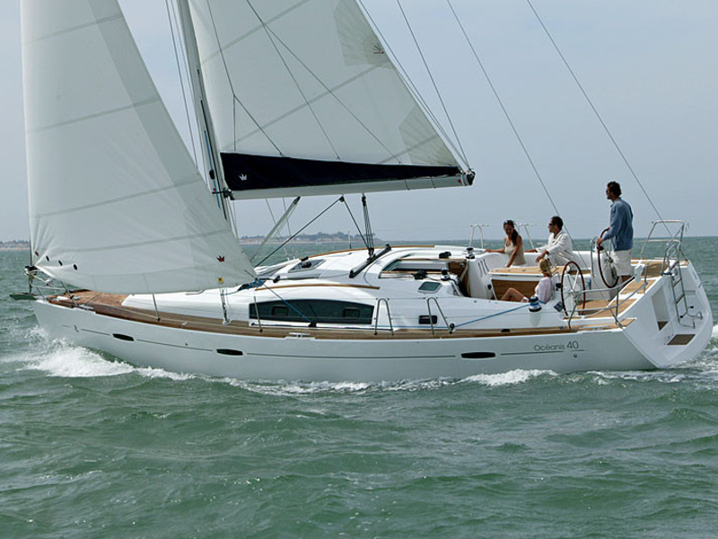 Oceanis 40 (Second Wind)  - 29