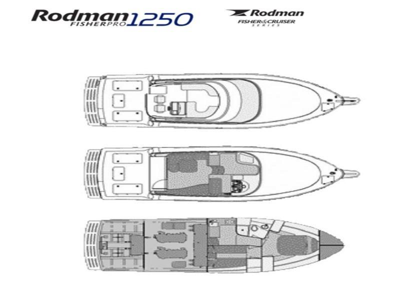 Rodman 1250 Fisher Pro (Mo-Gre) Plan image - 4