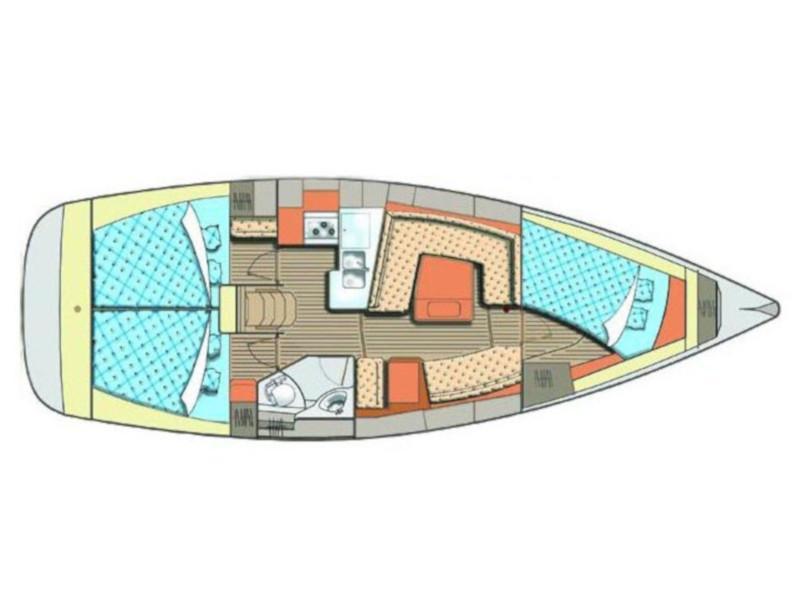 Elan 384 Impression (Alex) Plan image - 1