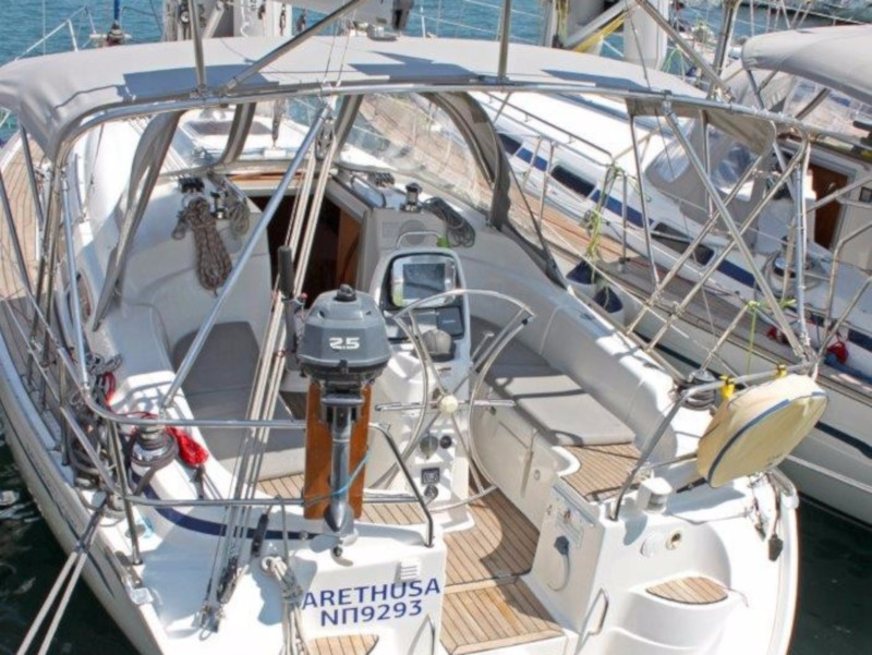 Bavaria 33 Cruiser (Arethusa)  - 8