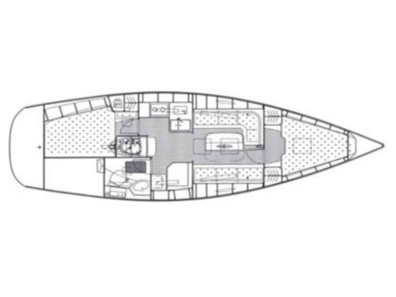 Bavaria 34 Cruiser (Eos) Plan image - 5