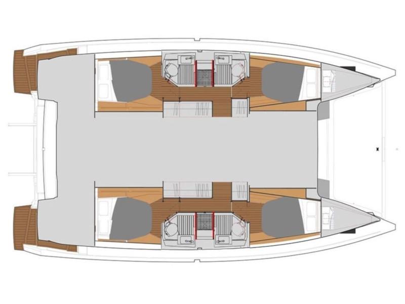 Astréa 42 (Wild Baleine) Plan image - 8