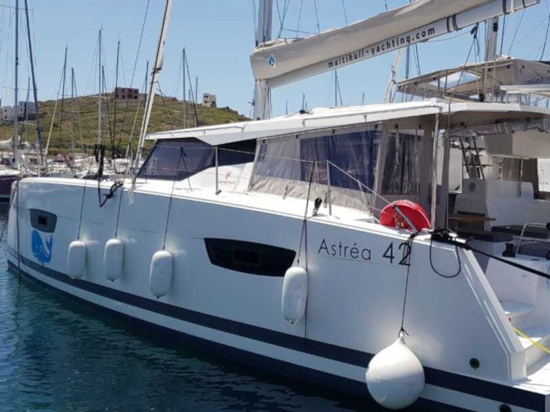 Astréa 42 (Wild Baleine)  - 3