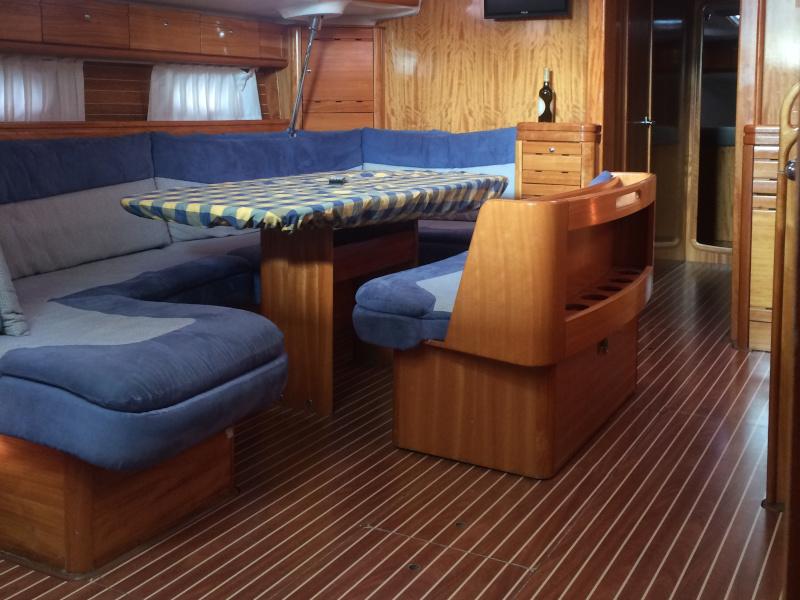 Bavaria 50 Cruiser (Sophia) Interior image - 6