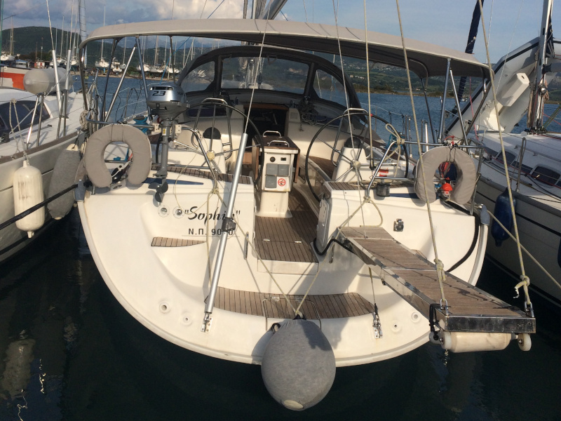 Bavaria 50 Cruiser (Sophia)  - 3
