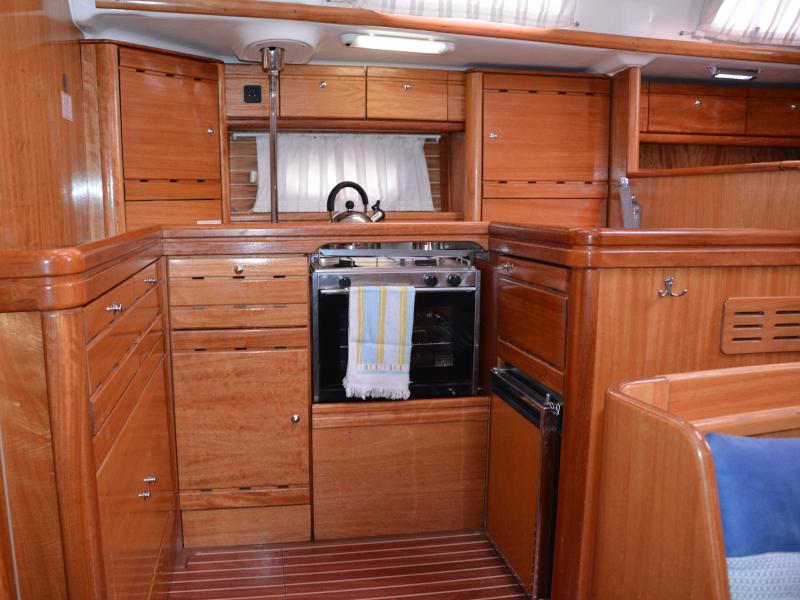 Bavaria 50 Cruiser (Sophia)  - 14