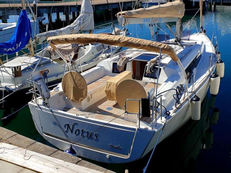 Dufour 382 Grand Large Notus 2016 (Notus) Main image - 0