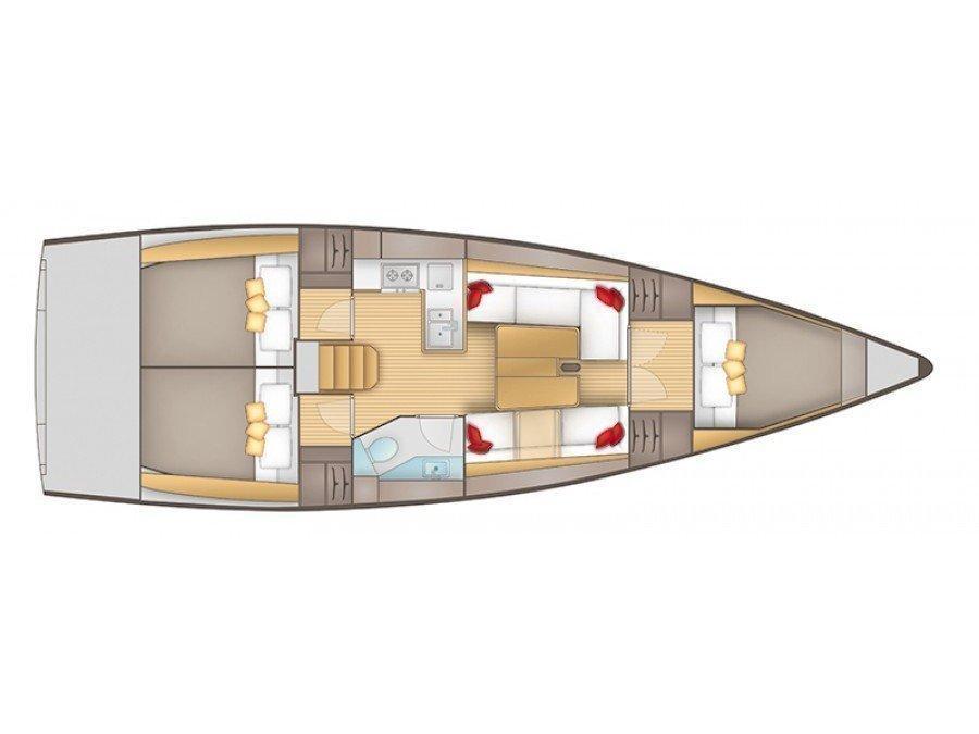 Salona 380 Performance (Tonic) Plan image - 5