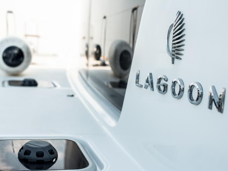 Lagoon 40 (Il Vento)  - 14