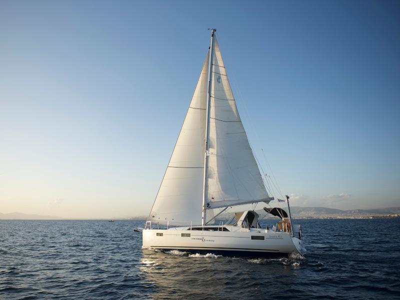 Oceanis 41.1 (Felice)  - 15