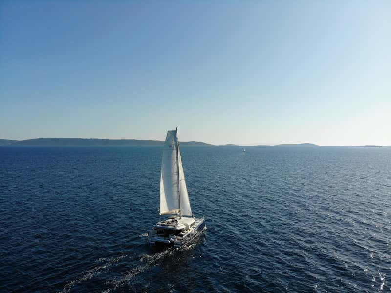 Dufour 48 Catamaran (SHU - BLUE HULL, AC+GEN., UNDERWATER LIGHTS)  - 25