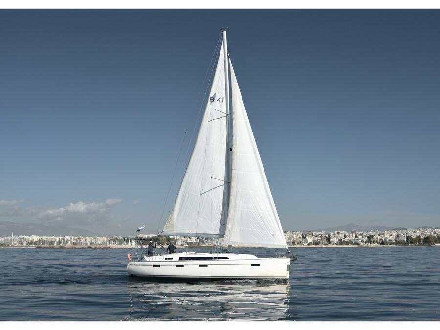 Bavaria Cruiser 41 (Erato (New Sails 2020)) Main image - 0