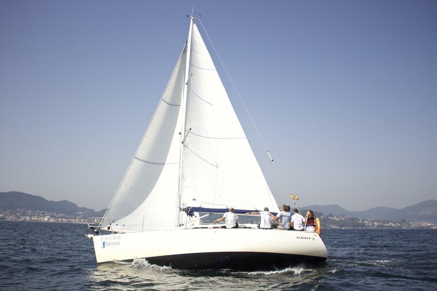 Elan 31 Performance (Sailway Tres)  - 10