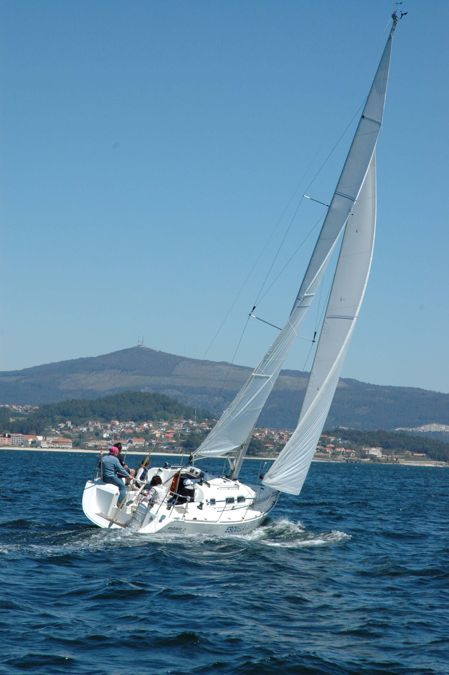 Elan 31 Performance (Sailway Tres)  - 1