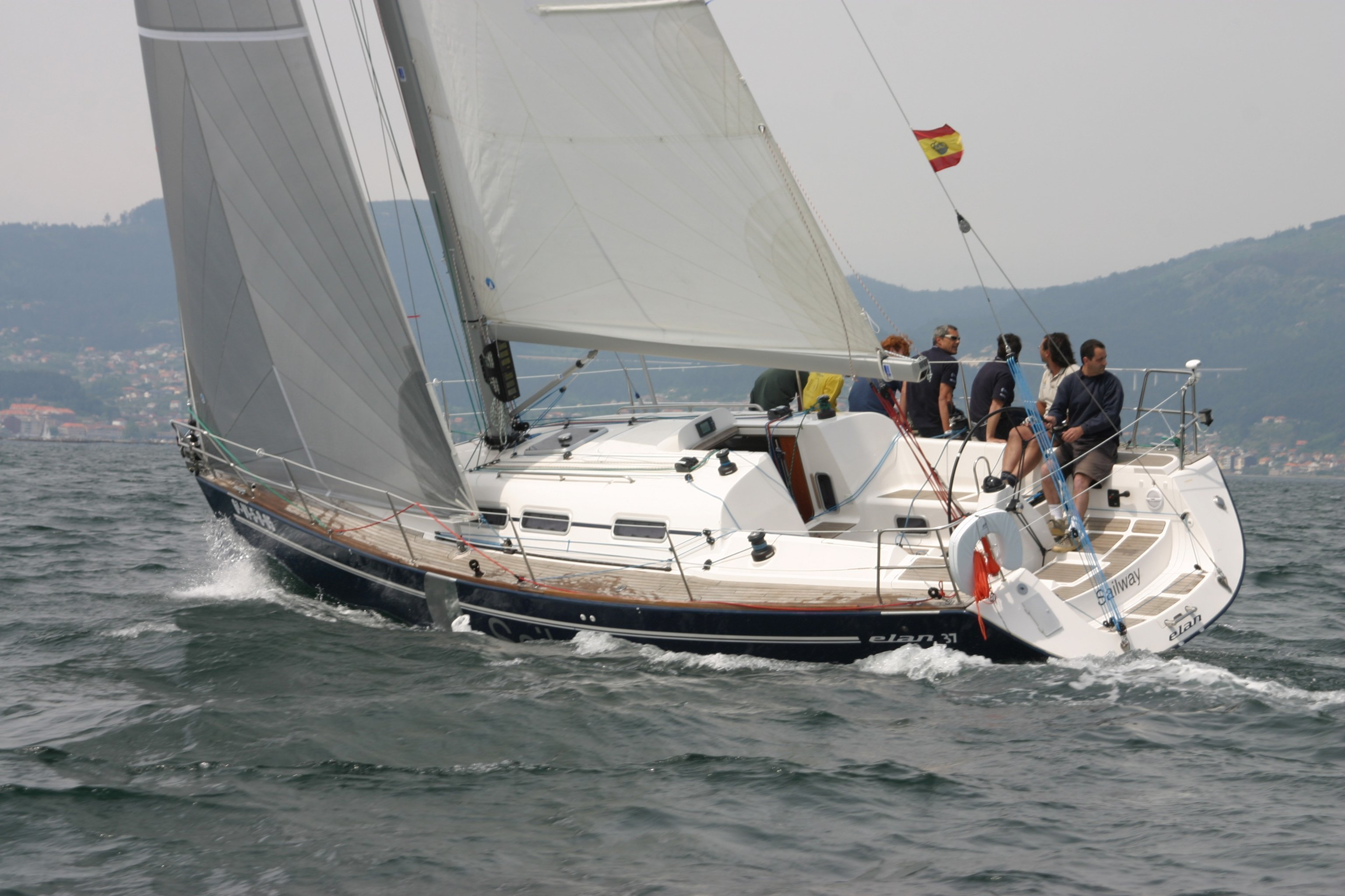 Elan Performance 37 (Sailway Uno)  - 14