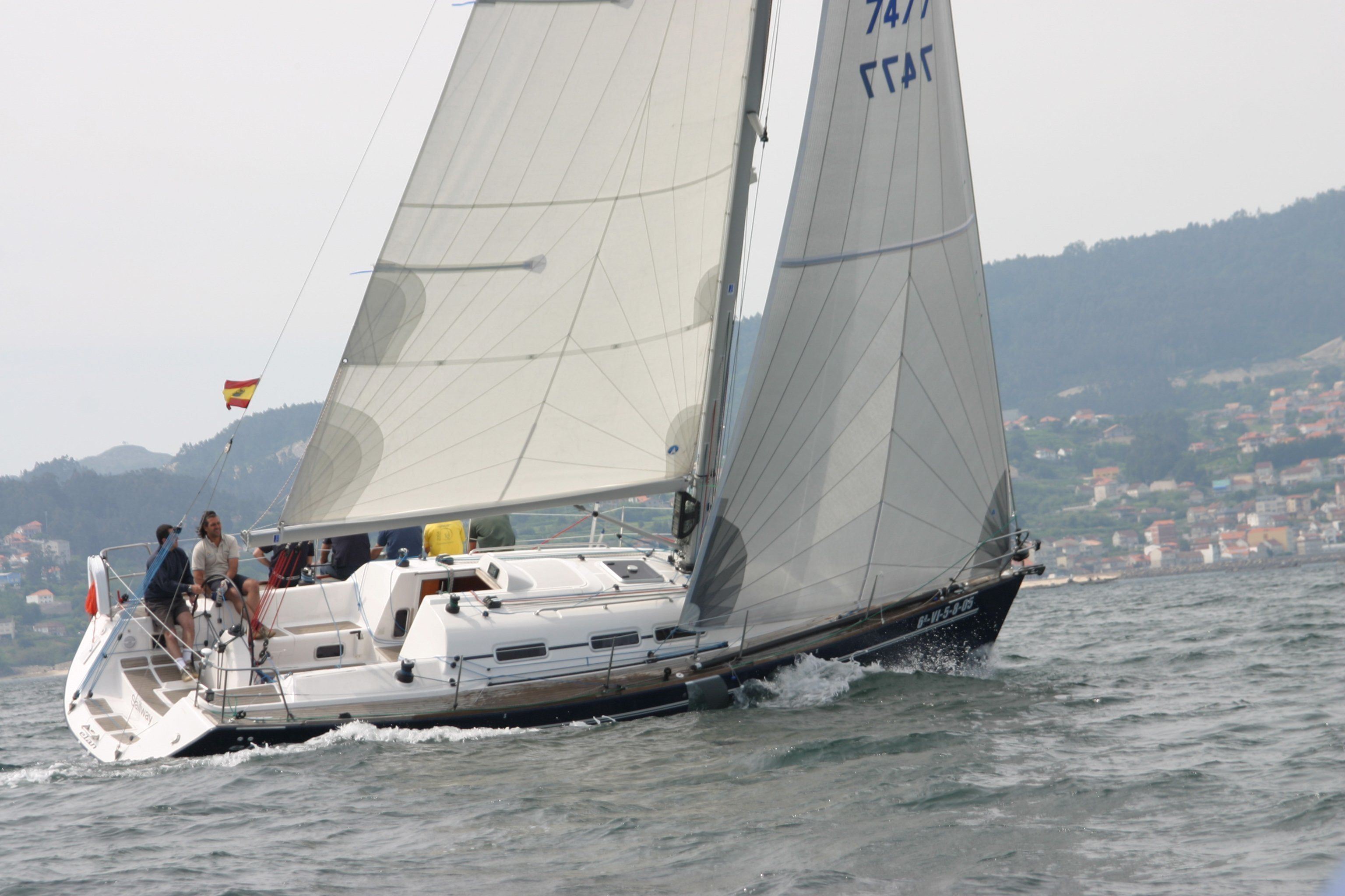 Elan Performance 37 (Sailway Uno)  - 2