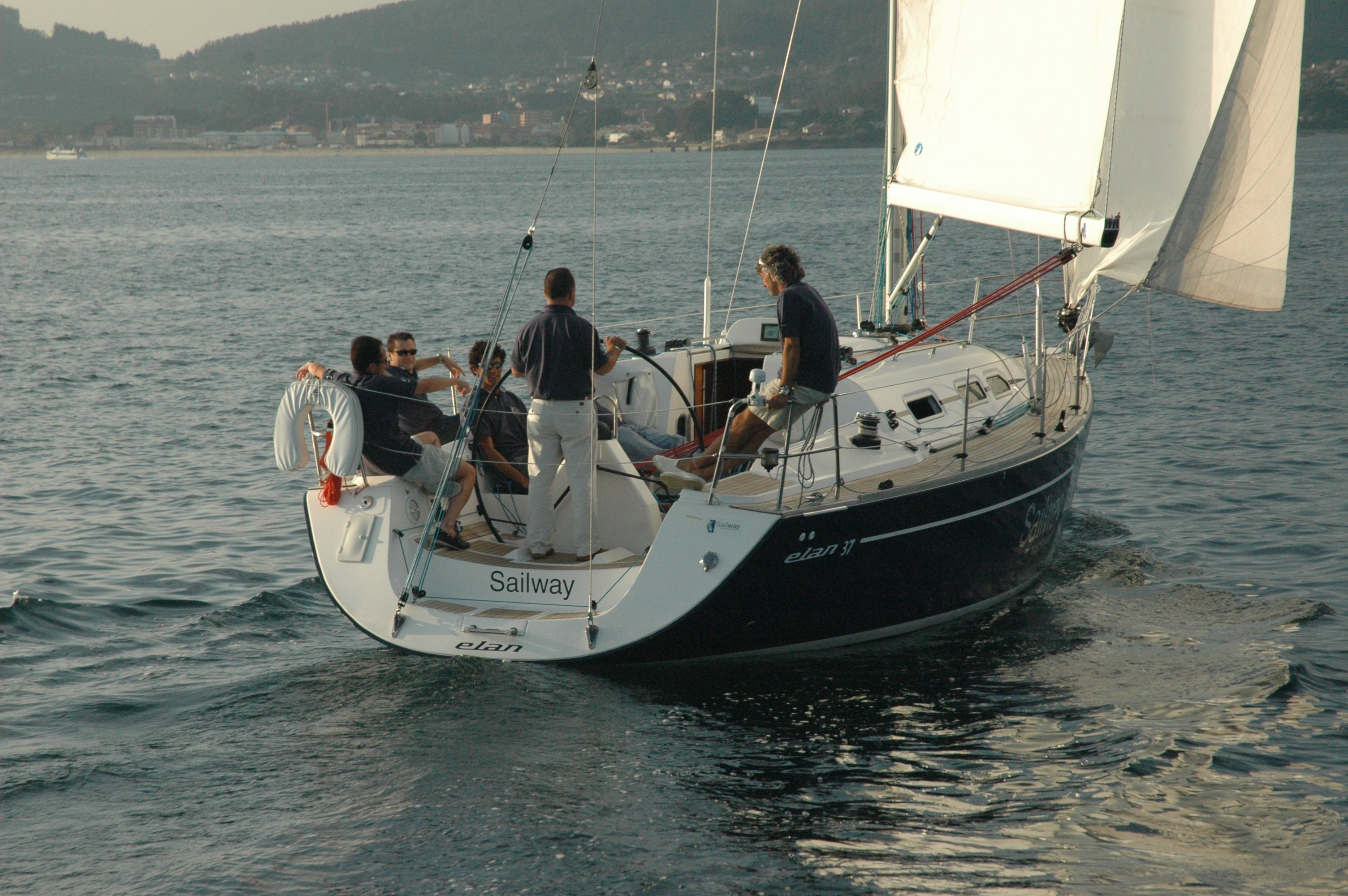 Elan Performance 37 (Sailway Uno)  - 3