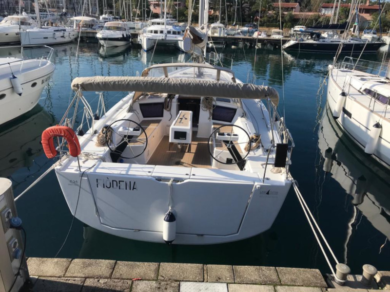 Dufour 430 Grand Large (Fiodena) Main image - 0