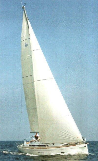 Dufour 450 GL (Dans) Sailing - 27