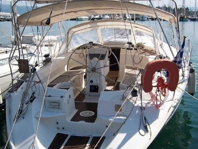 Bavaria 46 Holiday REFIT 2018 (EFPLIA ) Plan image - 11