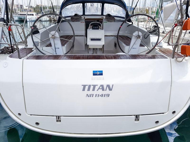 Bavaria Cruiser 46 (Titan)  - 6